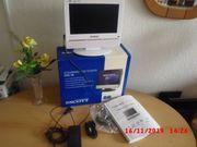 Farb-Flachbildschirm TV DVD Spieler mit