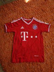 Fußball- Sport-T-Shirt rot