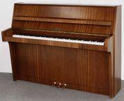 Klavier Schimmel 112-5E Mahagoni Renner-Mechanik