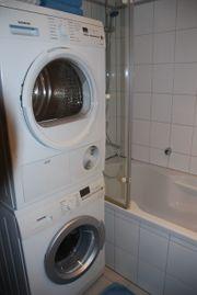 Waschmaschine und Kondenstrockner Siemens incl
