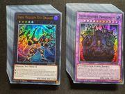 Yugioh - Sammlung - 45 Karten viele