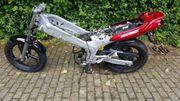Yamaha TDM 850 4TX Räder