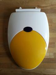 Toilettendeckel Soft Close mit Kindersitz