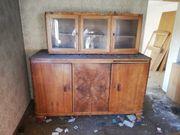 Altes Buffet und sonstige Möbel