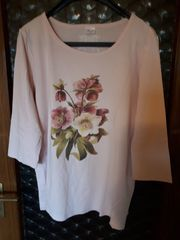 T-Shirt Gr 50 rose mit