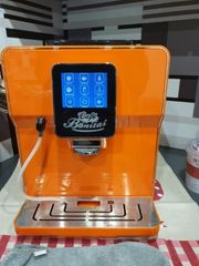 One-Touch Kaffeevollautomat NEWSTAR orange hochglanz