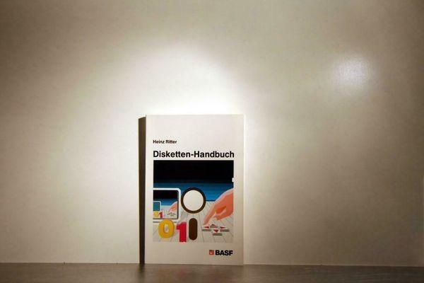 Disketten Handbuch - Heinz Ritter K7