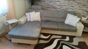 Eck-Couch 2 Hocker