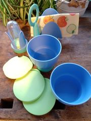 Tupperware Junge Welle Party Rondell
