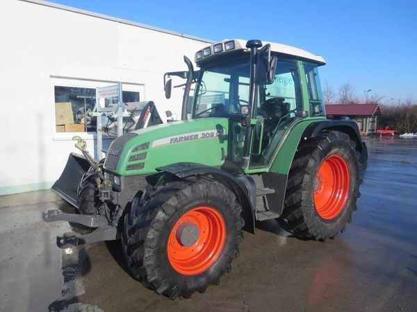 Fendt 309 C Traktor Bj