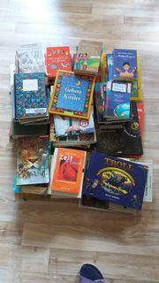 Verschieden Bücher