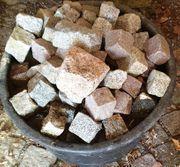 Granitsteine in verschiedenen Größen günstig
