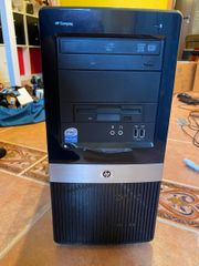 HP Compaq dx2420 Microtower