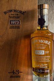 Bowmore 1973 Vintage 43 Jahre