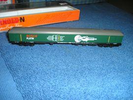 Modelleisenbahnen - Arnold 3883 Spur N Großraumgüterwagen