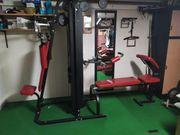Kettler Multi Fitness Trainingsmaschine