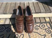 Schuhe Slipper Gr 45