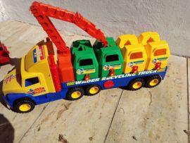 Sonstiges Kinderspielzeug - Kinder Sandfahrzeuge Spielfahrzeuge Radlader und