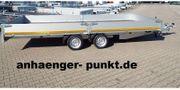 PKW Anhänger 5 m x