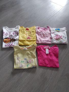 Babykleidung/ -schuhe - Mädchenkleidung für den Sommer Gr