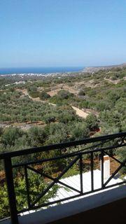 große Ferienwohnung auf Kreta