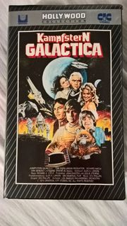 Kampfstern Galactica Mission Galactica VHS