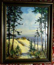 Gemälde Hubert Havenith Eifelmaler B045