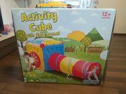 Activity Cube Spielcenter OVP