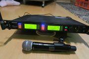 Shure UR4D-R9 Doppelempfänger Receiver