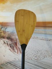stand up paddle Carbon Bambus