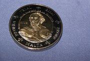 Medaillen mit echtheits Zertifikat siehe