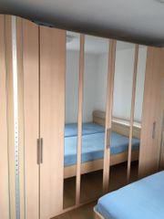 Schlafzimmer Schrank und Kommode