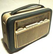 suche 60er Kofferradio CB Handy