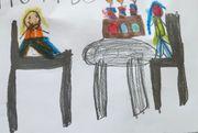 Dreiköpfige Familie sucht Wohnung Haus
