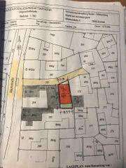 Grund-Baugrundstück Garage Lagerfläche 149 m2in