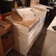 IKEA Küchenunterschrank Breit Massivholz