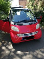 Smart Fortwo Coupe Cityflitzer Stadtbiene