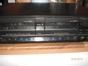 Technics Double Cassetten Deck RS-T33R