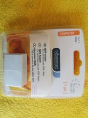 Vivanco ISDN Adapter zum verlängern