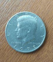 Halben Dollar