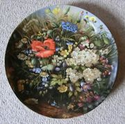 Wilde Schönheiten Sammelteller von Furstenberg