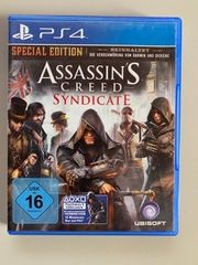 PS4 Spiel ASSASSIN S Creed