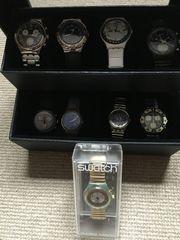 Swatch Uhrensammlung für Liebhaber