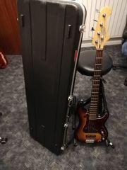 Cheri E-Bass Bass Gitarre
