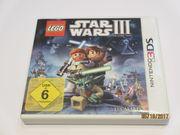 LEGO STAR WARS 3 Nintendo