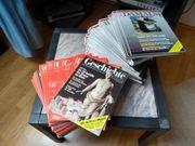 Kunst-Zeitschriften Geschichte und Damals