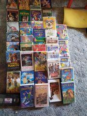 40 VHS Kinder Filme