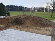 Bau-Aushub Mutterboden