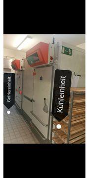 Kühlzelle Gefrierzelle Kühlraum Kühlhaus Tiefkühl