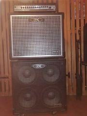 E-Bass Anlage Gallien-Krueger